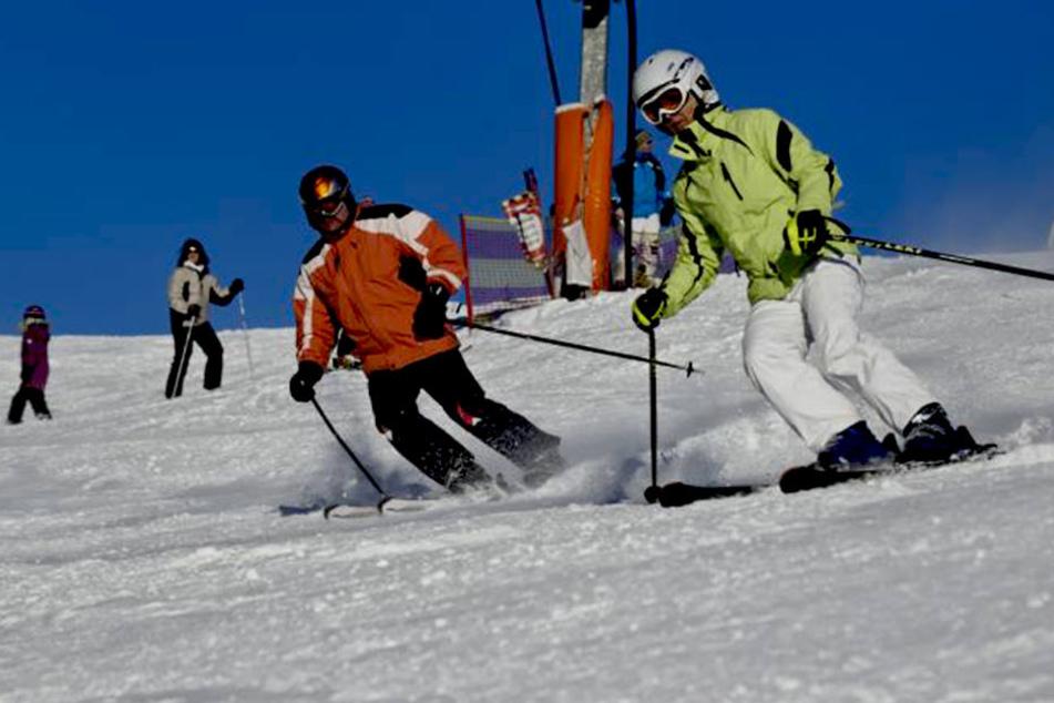 Die Skiwelt Schöneck ist das Nonplusultra im Vogtland, was den alpinen  Wintersport angeht.