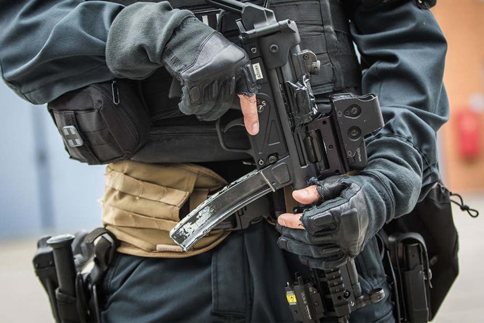 Weddersleben 28-Jähriger bei SEK-Einsatz erschossen - Polizist verletzt