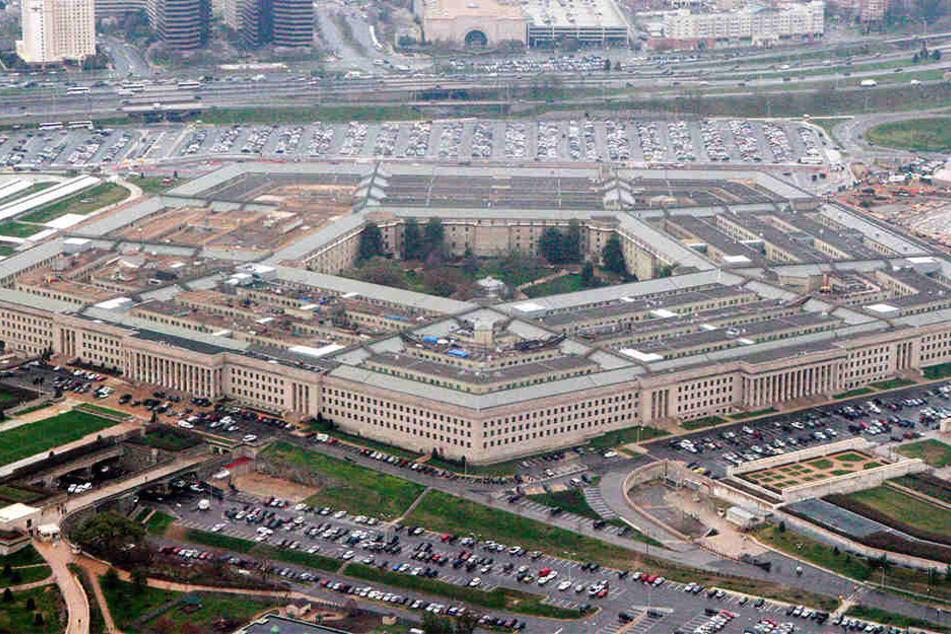 Das US-Verteidigungsministerium Pentagon.