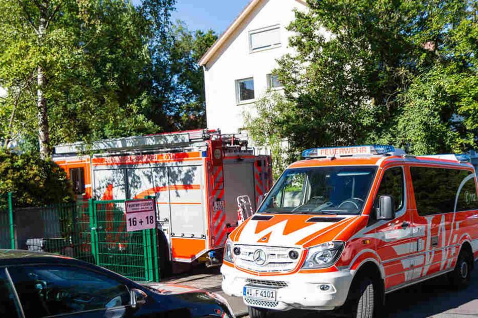 Nachbarn rochen das Feuer, doch Hilfe kam zu spät: Bewohner stirbt