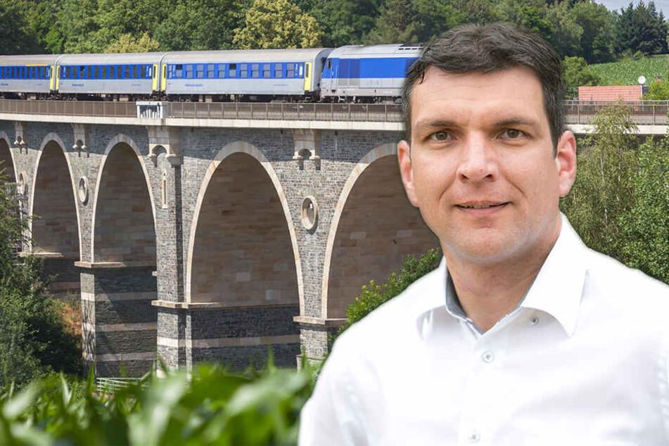 Häufige Zugausfälle in Sachsen machen allen zu schaffen