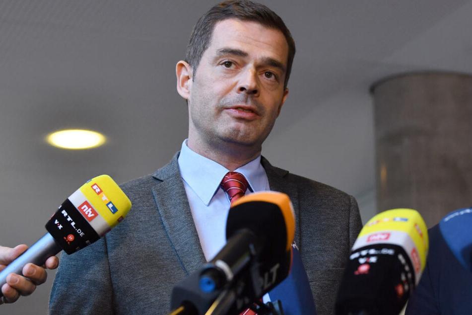 CDU-Chef Mohring: Parteibeschluss passt nicht in die Realität
