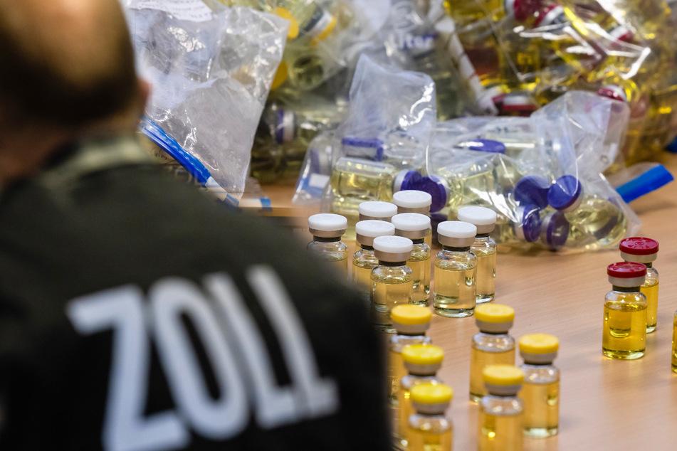 Fahnder finden Untergrundlabor für Dopingmittel im Breitensport