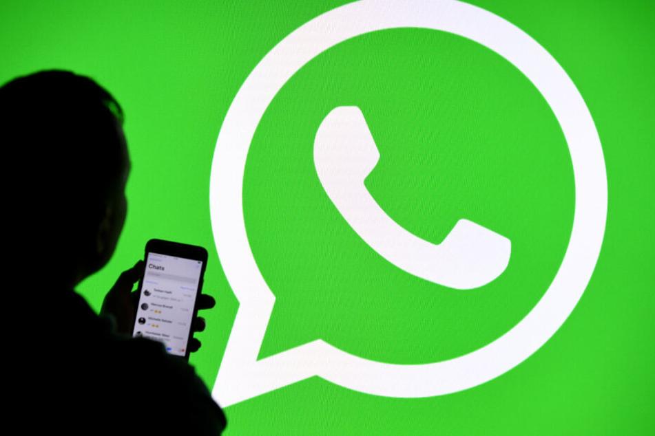 Rund 200 Studenten befanden sich in der verdächtigen WhatsApp-Gruppe. (Symbolbild)