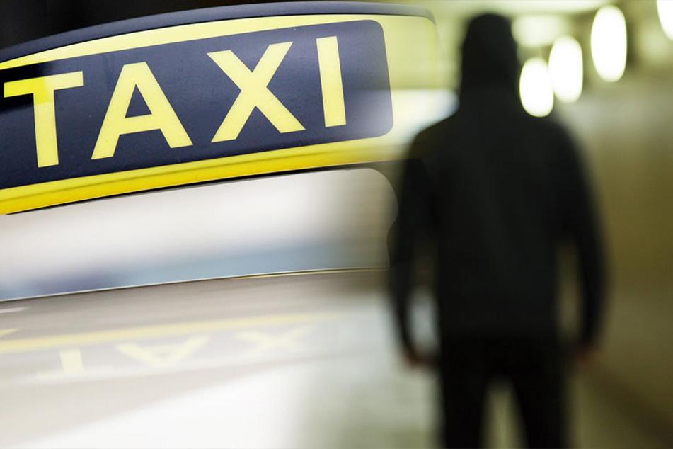 In Hoyerswerda wurde ein 47-jähriger Taxifahrer angegriffen. (Bildmontage)