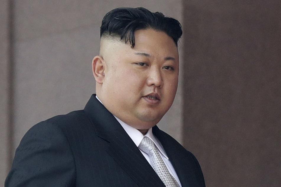 Das Vermögen von Machthaber Kim Jong Un soll eingefroren werden.