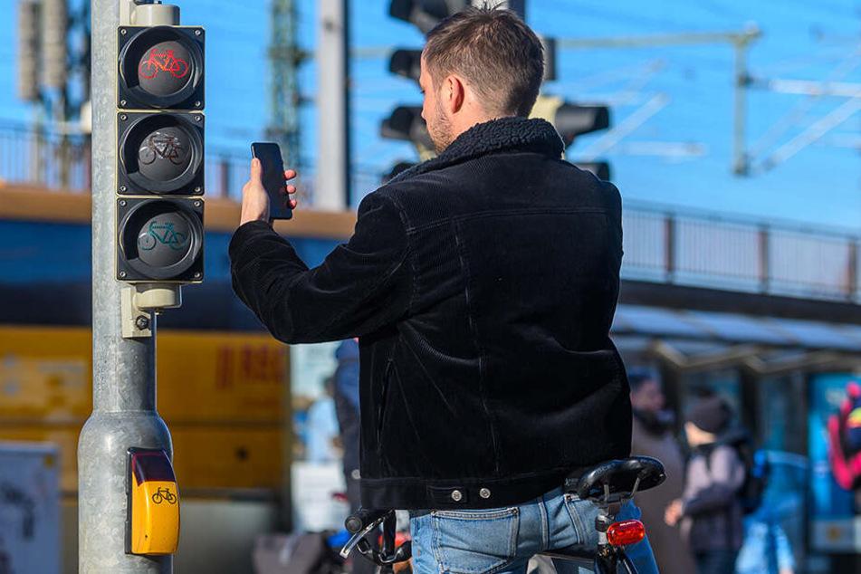 Rathaus sucht Test-Radler für neue Fahrrad-App