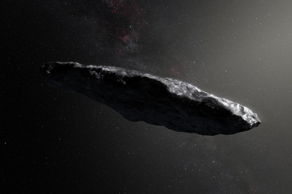 War der Asteroid