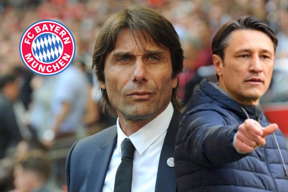 FC Bayern wohl an Antonio Conte dran: War's das für Kovac?