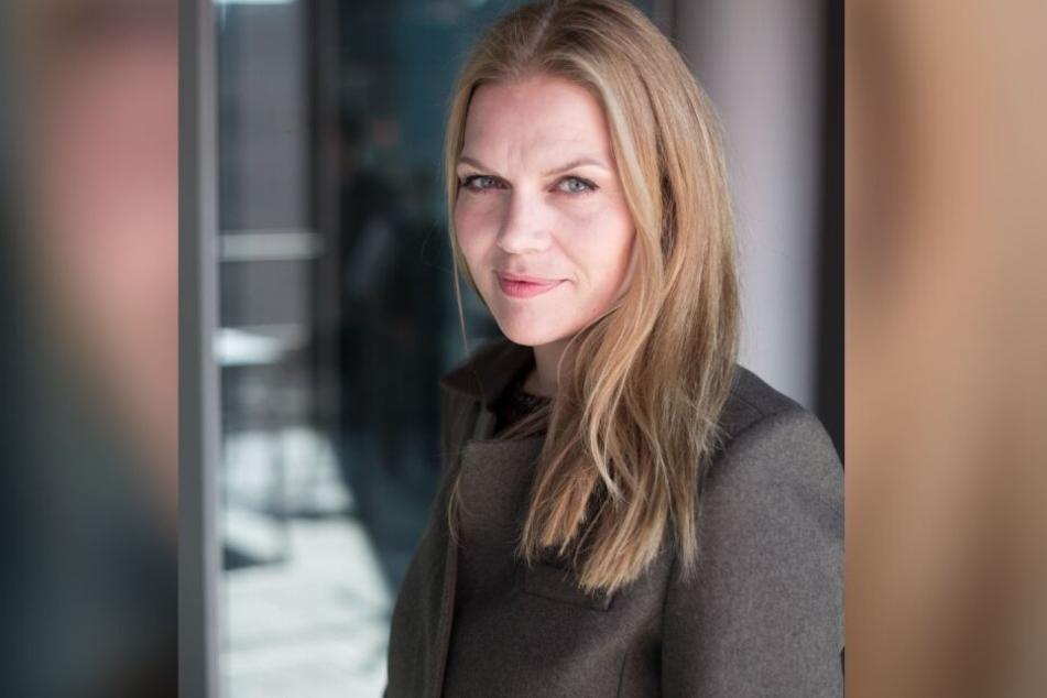 Schauspielerin Anna Loos dreht ab jetzt in Hamburg.
