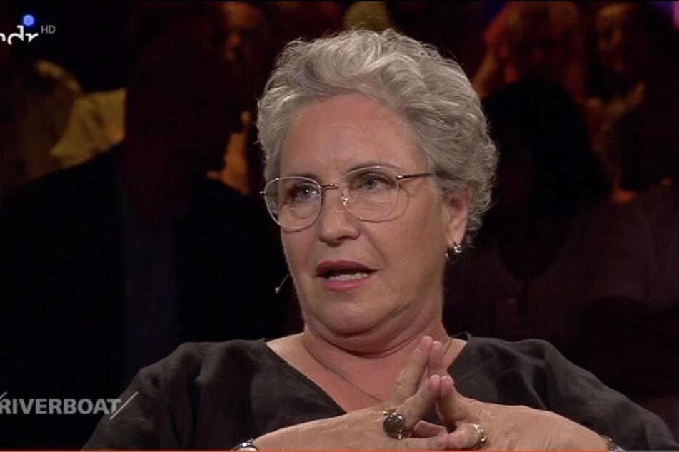 Katerina Jacob (61) sprach im MDR-Riverboat über ihre verstorbene Mutter Ellen Schwiers.