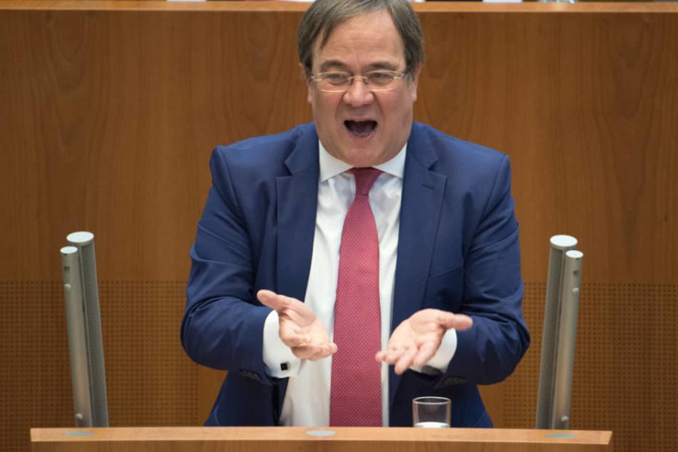 NRW-Ministerpräsident Armin Laschet (CDU) sieht einen positiven Trend nach der Kampfabstimmung um den Bundesvorsitz der CDU.