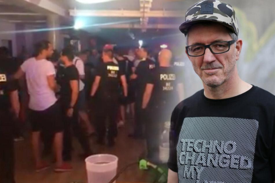 Berlin: Wird Berlin zum Kaff? Kult-DJ Dr. Motte sieht Club-Kultur in Gefahr