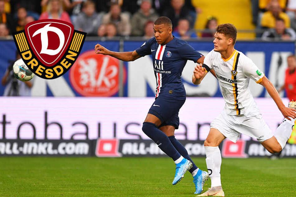 Mbappé-Show in Dresden! Dynamo bei 1:6 gegen PSG chancenlos