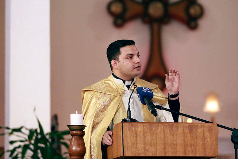 Wenn Geistliche etwas predigen, machen sie eigentlich selten schwerwiegende Geständnisse aus ihrem Privatleben.