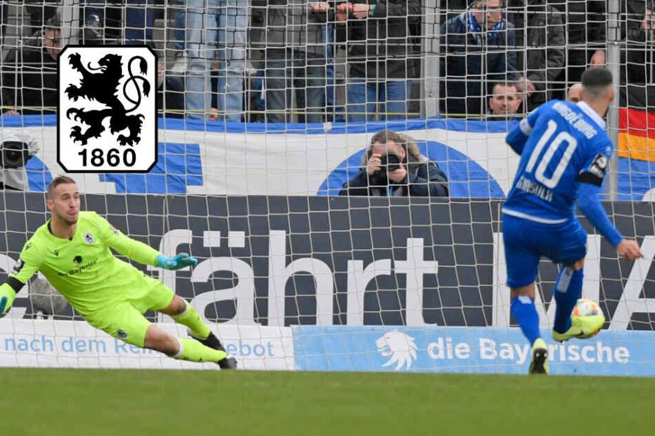 Remis-Fluch! Elfmeter vermiest 1860 München das Heimspiel gegen Magdeburg