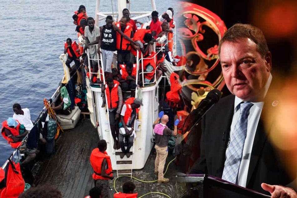 Schiff eingezogen und 300.000 Euro Strafe für Eleonore-Kapitän