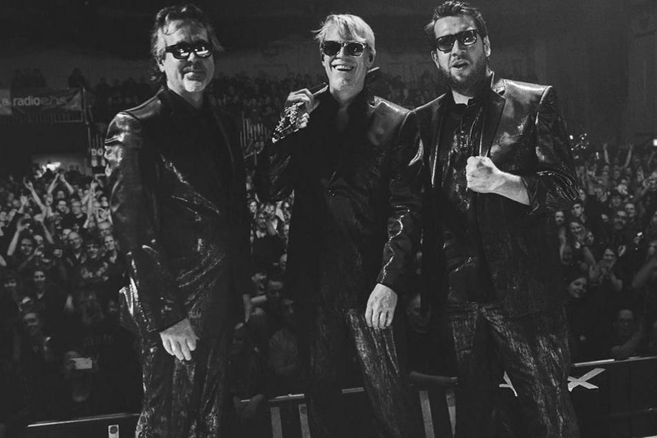 Jeff, Robert und Brad: das sind Pothead.