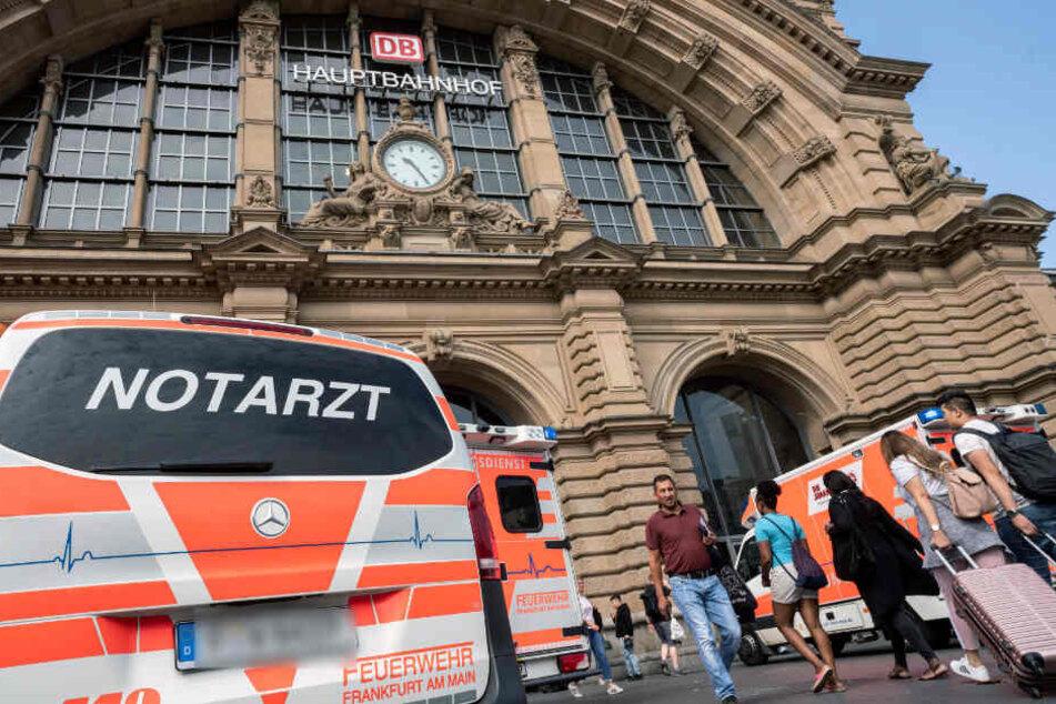 ICE-Drama in Frankfurt: Schwester (12) erfährt auf Rastplatz von Tod des Bruders (†8)