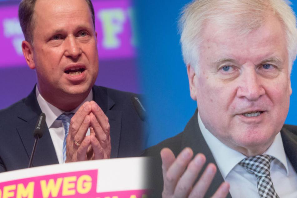 NRW-Integrationsminister Joachim Stamp (FDP) zweifelt an Horst Seehofers (CSU) Plänen.