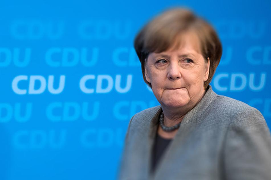 Die Gunst der Wähler verliert Angela Merkel zunehmend.
