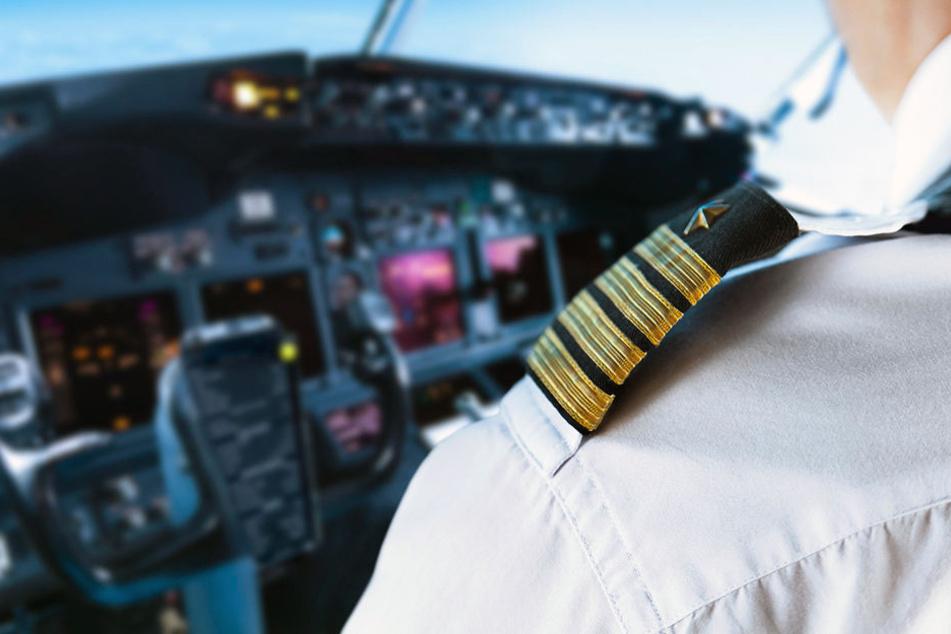 Während sein Flugzeug auf 600 Metern war, wurde der Pilot von einer Drohne irritiert.