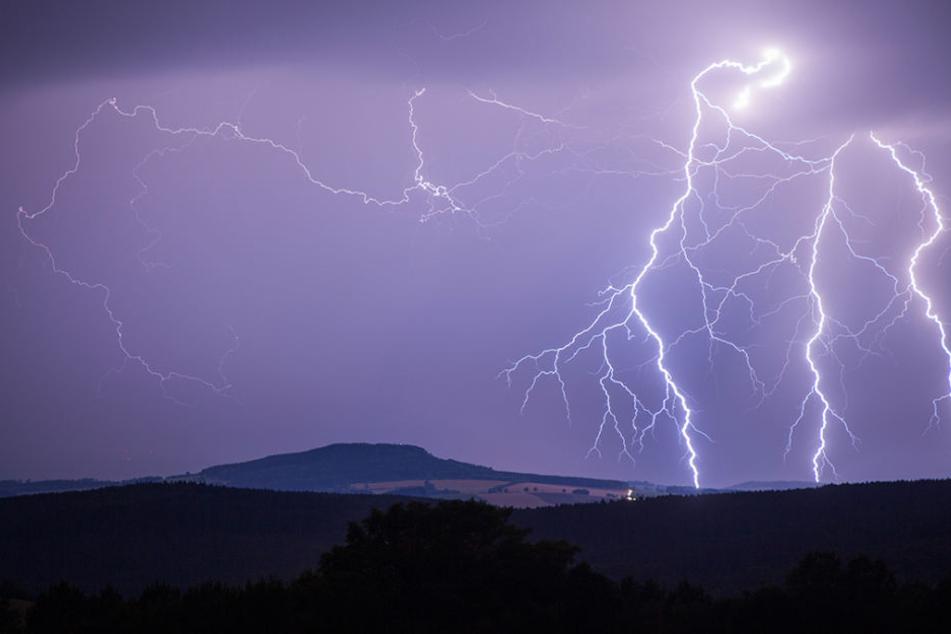 Etliche Unwetter brachen in diesem Sommer bereits über uns herein.