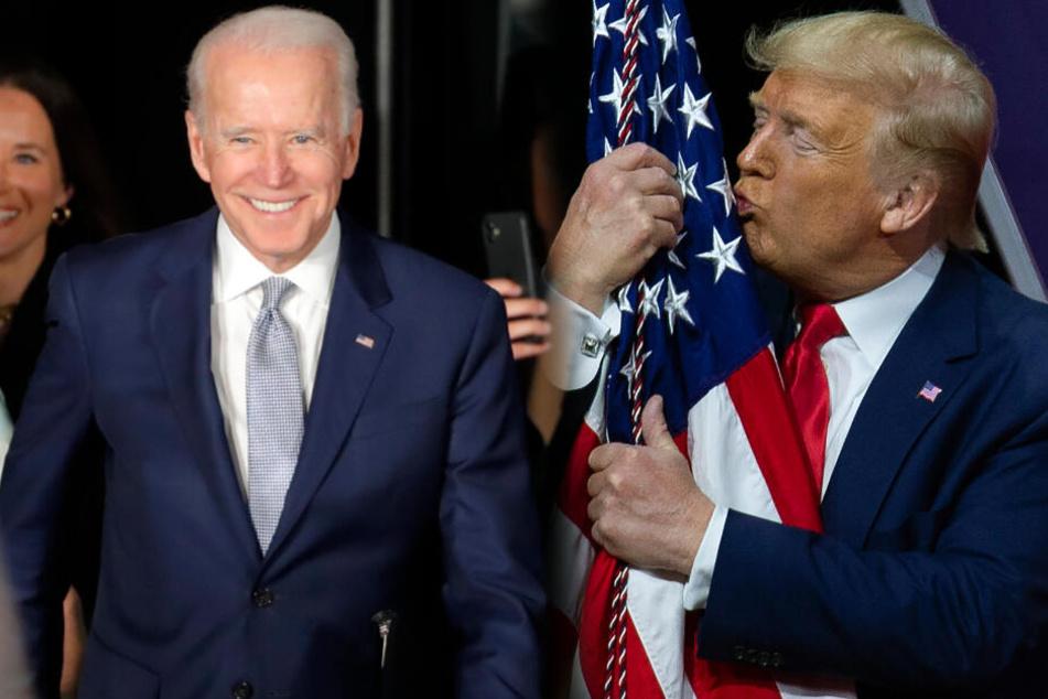 Nach vielen Niederlagen: Joe Biden gewinnt erstmals Vorwahl der Demokraten