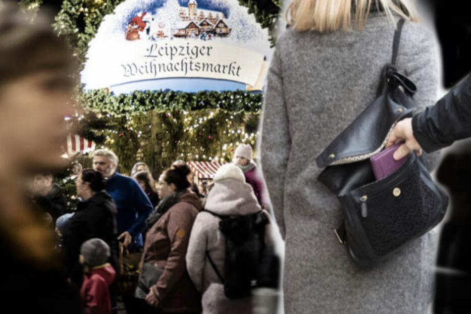 Achtung! Diebe auf dem Leipziger Weihnachtsmarkt unterwegs