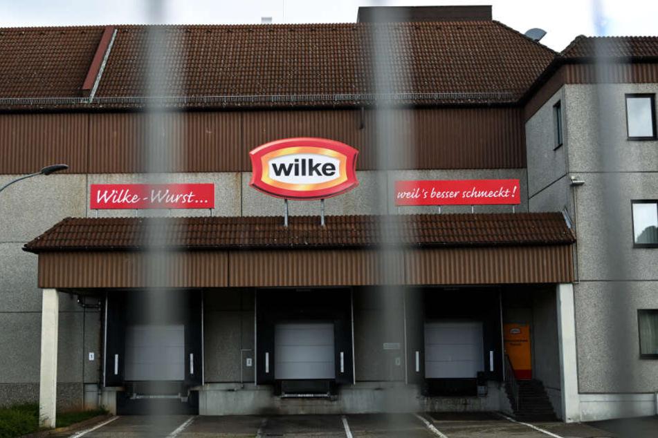 Der Betrieb Wilke Wurstwaren in Twisteta wurde geschlossen.