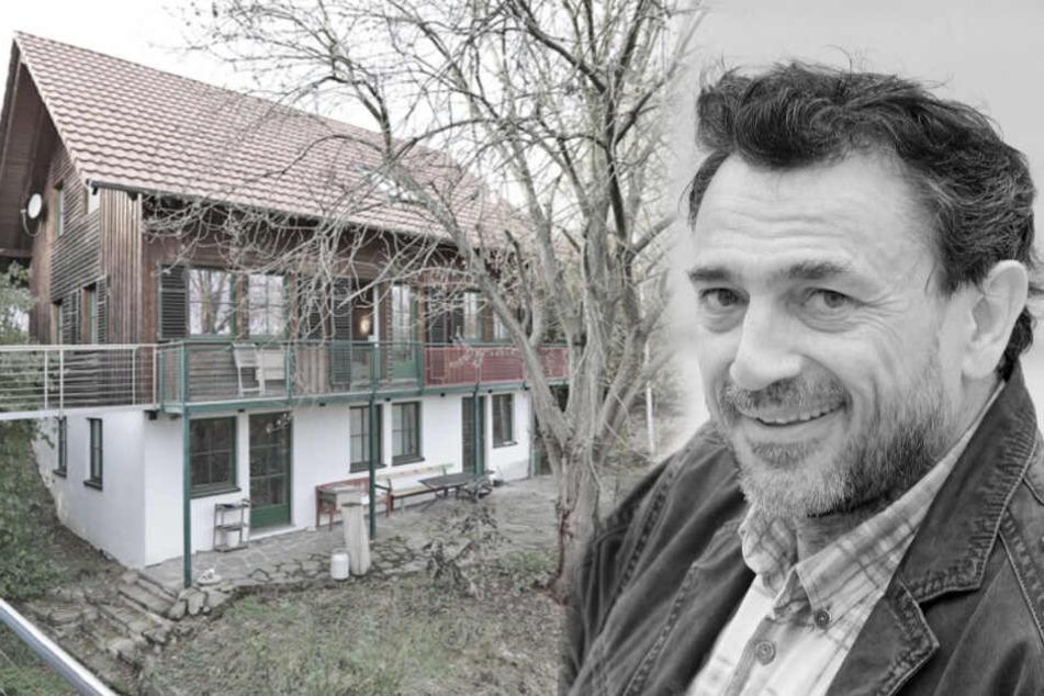 Nach dem Tod von Olaf Böhme: Jetzt wird sein Zuhause versteigert