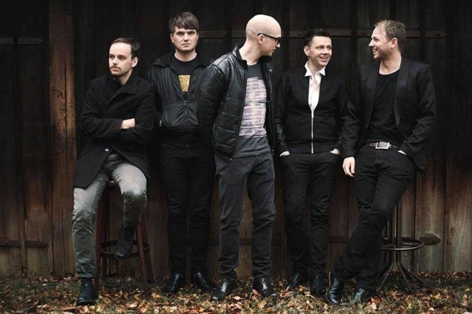 "Dresdner Combo ""Woods of Birnam"" haut neues Album raus"