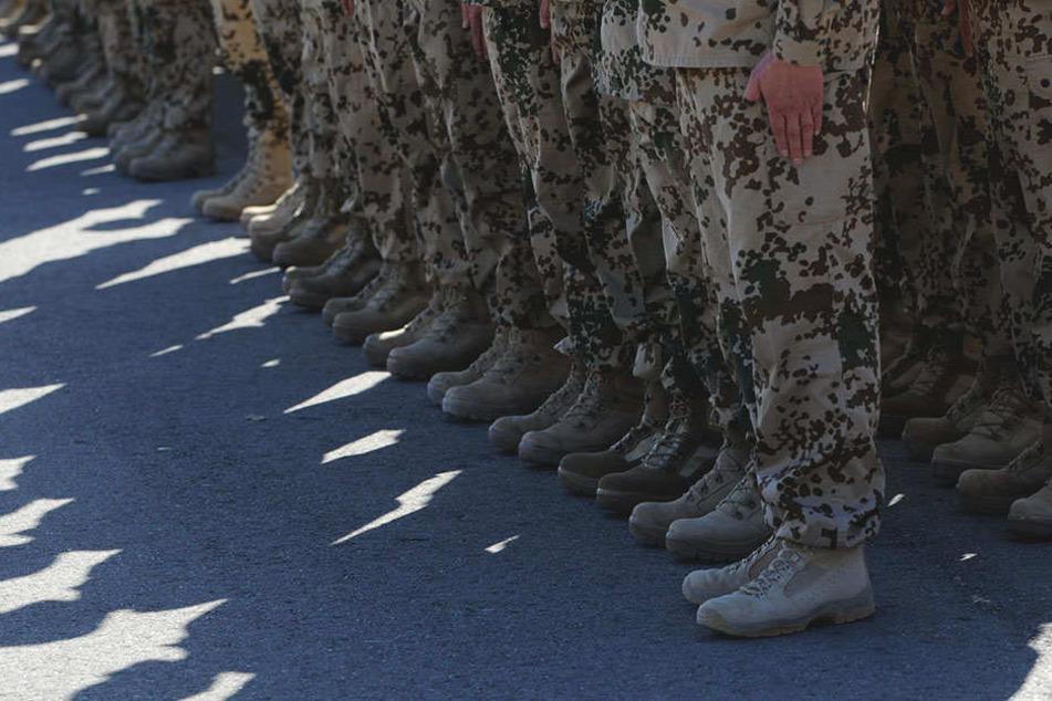 Terrorverdacht bei der Bundeswehr: Komplize von Franco A. war AfD-Mitglied