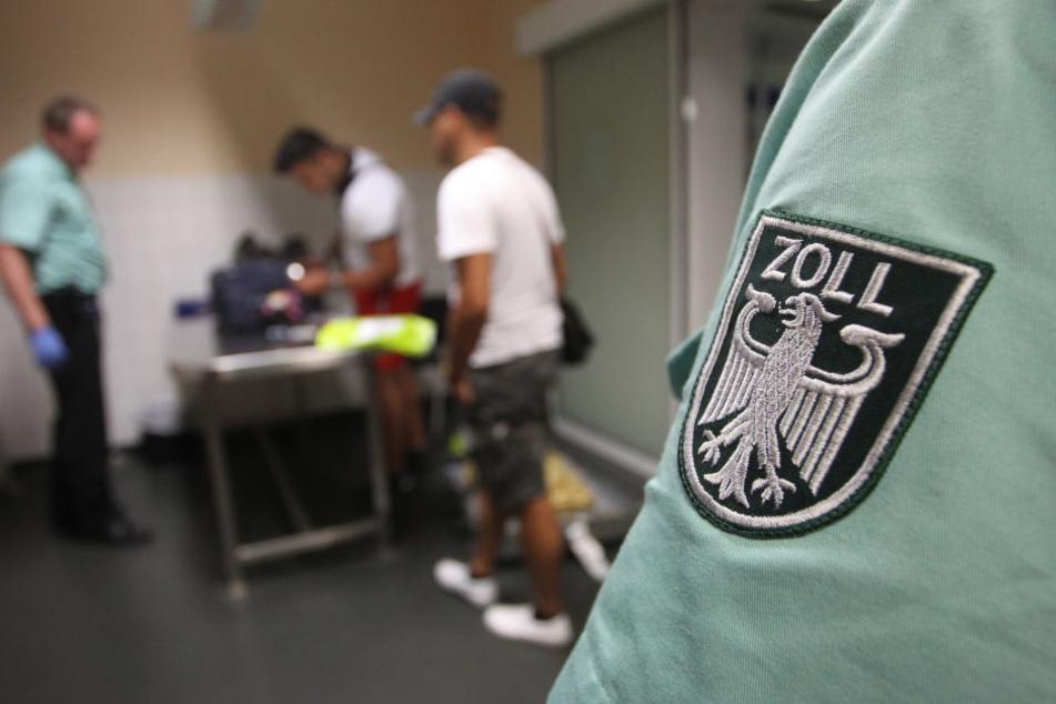 Der Zoll in Bremerhaven hat mehr als 41 Kilo Kokain entdeckt. (Symbolbild)