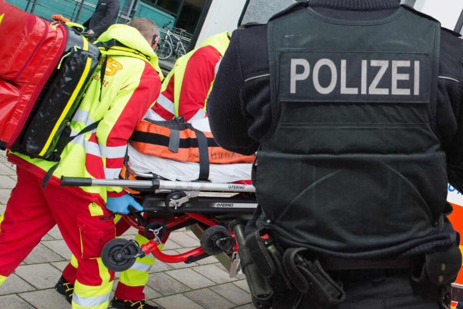 Messerattacke in Kassel: 37-Jähriger lebensbedrohlich verletzt