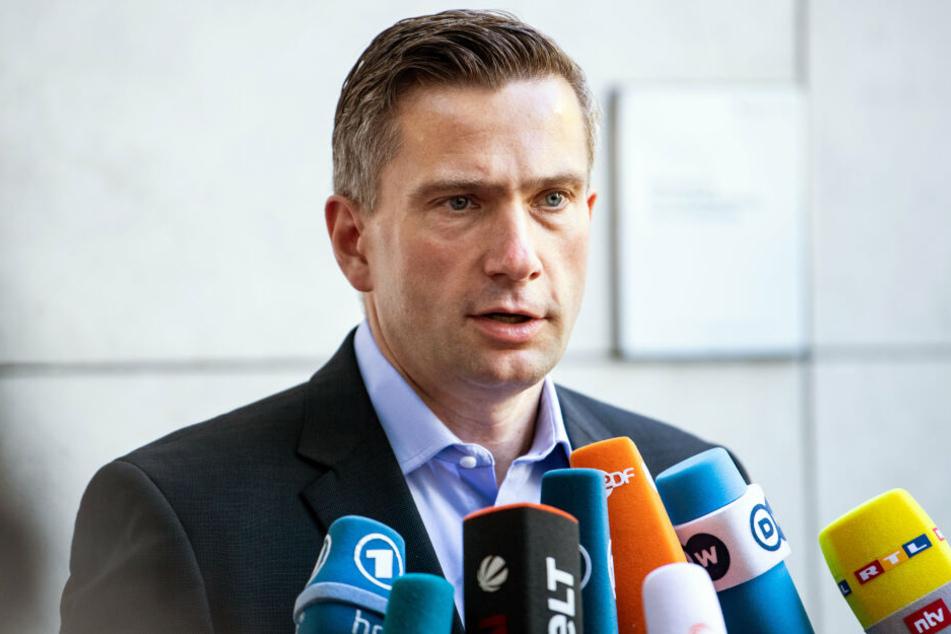 Martin Dulig (45, SPD).