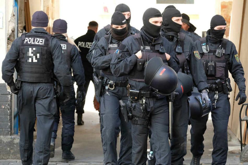 Drogen-Razzia in Leipzig: Mehrere Festnahmen