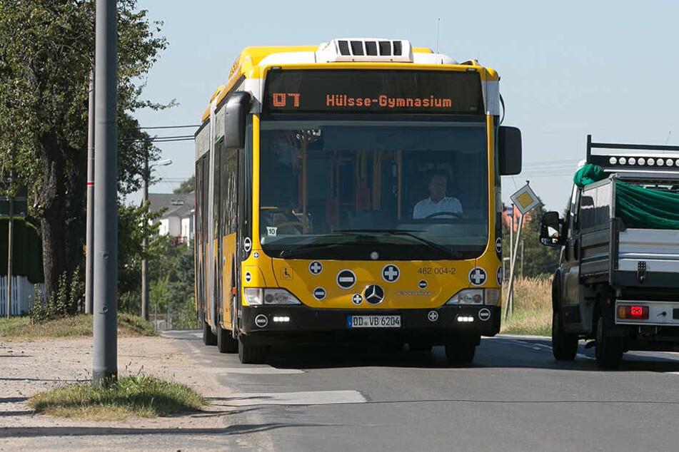 In der Linie 64 wurde ein Busfahrer attackiert.