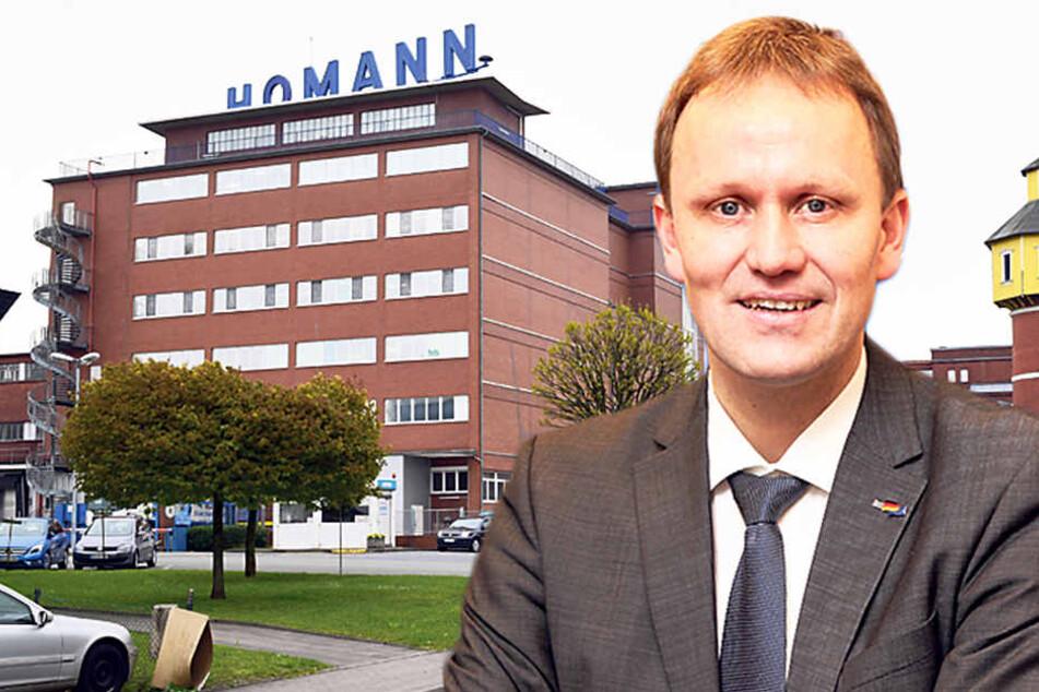 Fördergeld-Streit schwelt weiter: Kommt Homann nun doch nicht nach Sachsen?