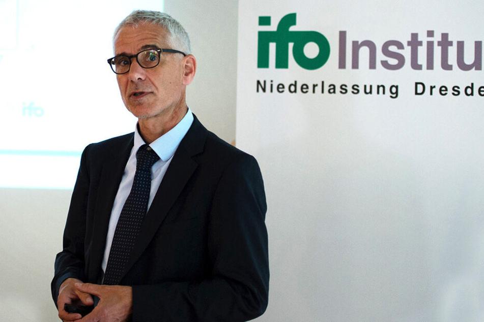 Ifo-Vize-Chef Joachim Ragnitz (58) hält nicht viel von den Ost-Konzepten.