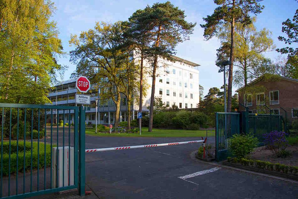 Auch in Bielefeld-Senne steht eine Haftanstalt mit offenem Vollzug.