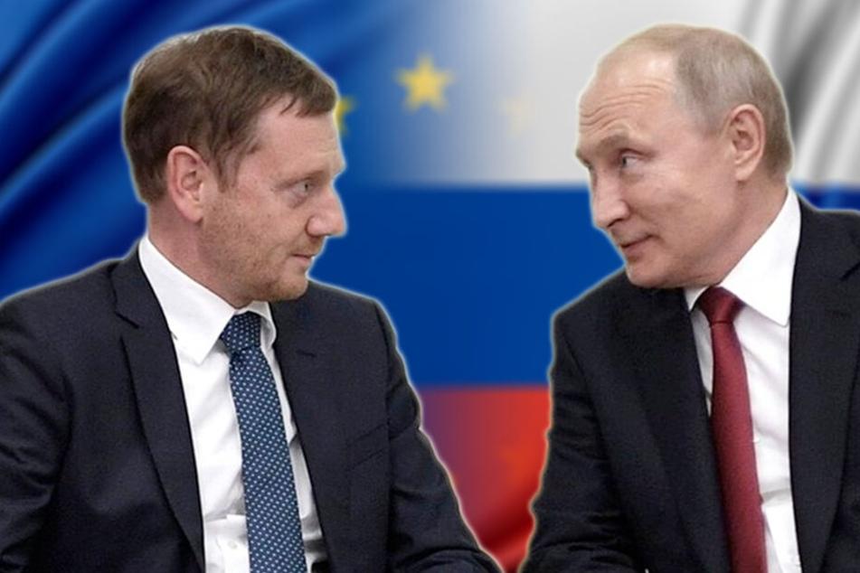 EU-Sanktionen gegen Russland: So leidet Sachsens Wirtschaft!