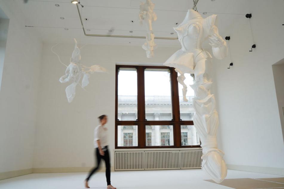 Am Mittwoch startet die Berlin Art Week in Berlin.