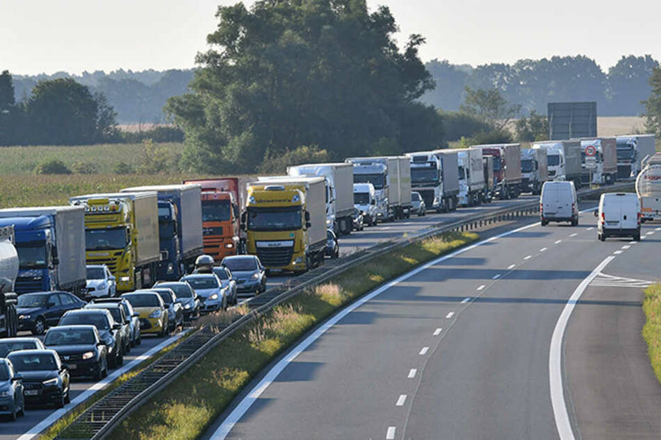 Nach drei Vollsperrungen: Endlich wieder freie Fahrt in Richtung Ostsee?