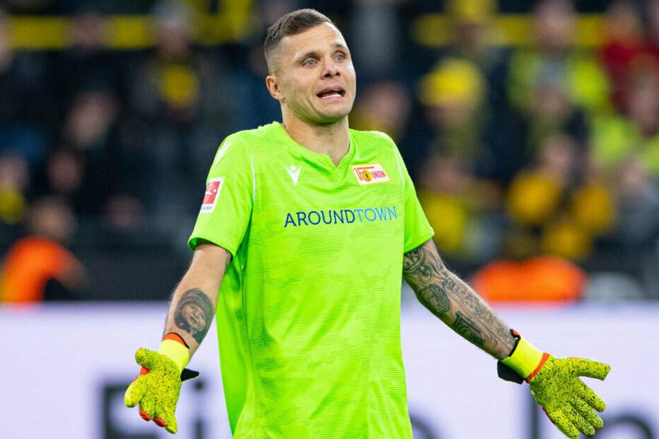 Rafal Gikiewicz hat ein erstes Angebot zur Vertragsverlängerung abgelehnt.