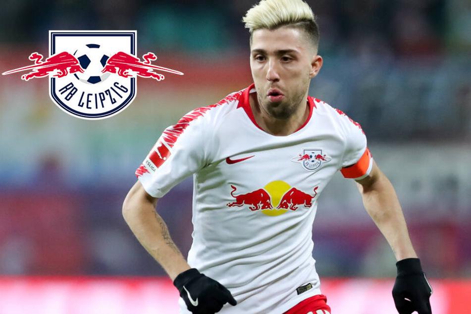 Comeback von RB Leipzigs Kampl gegen Hoffenheim?
