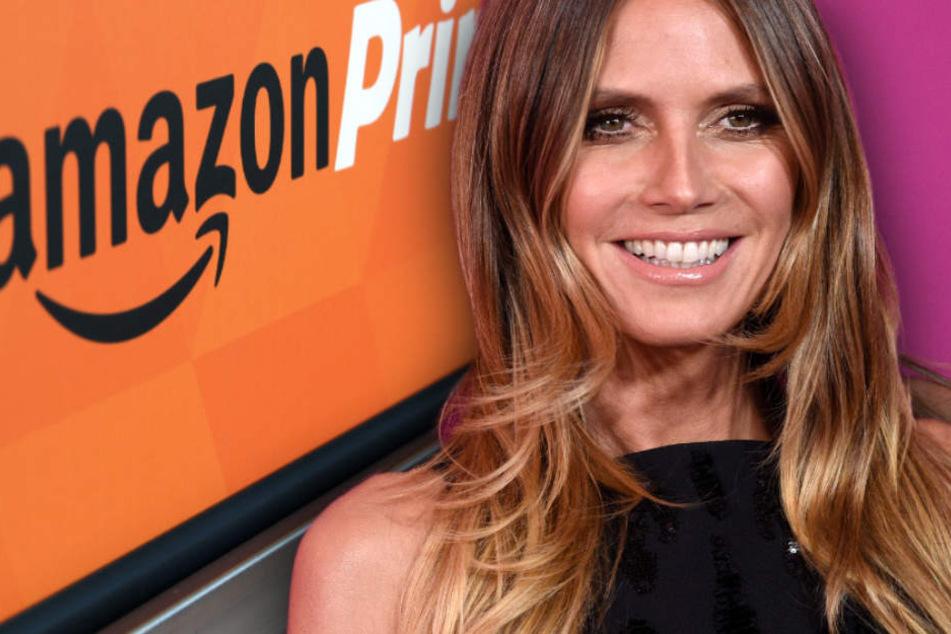 Heidi Klum bekommt bei Amazon Prime Video eine exklusive neue Show.
