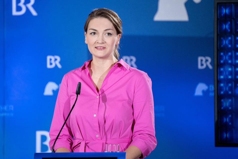 Judith Gerlach (CSU), Digitalministerin von Bayern.
