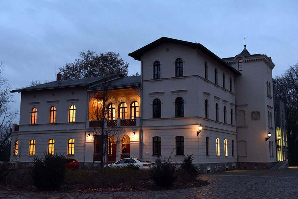 """Die """"Residenz im Herrenhaus"""" in Leipzig-Möckern darf sich ab sofort eines  Sternes rühmen."""