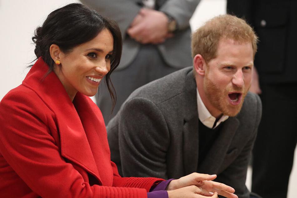 Babygeschlecht enthüllt: Das bekommen Meghan und Harry!